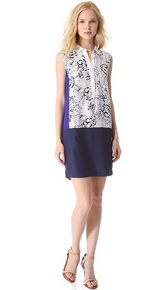 Rebecca Taylor Zen Flower Dress