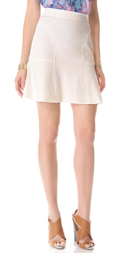 Rebecca Taylor Flutter Skirt