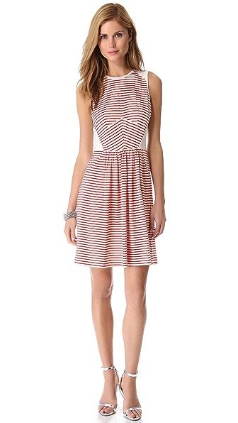 Rebecca Taylor Striped Dress