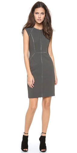 Rebecca Taylor Zip Dress at Shopbop / East Dane