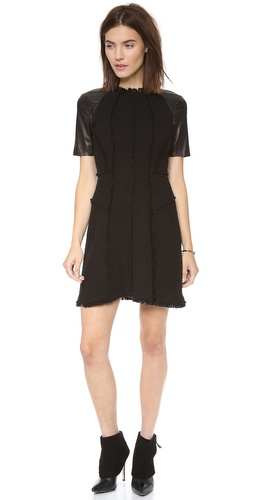 Rebecca Taylor Tweed Dress at Shopbop / East Dane