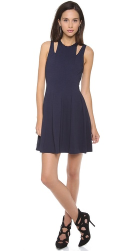 Rebecca Taylor Cutout Dress at Shopbop / East Dane