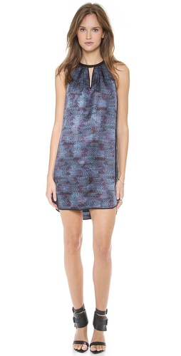 Rebecca Taylor Stained Glass Halter Dress at Shopbop / East Dane