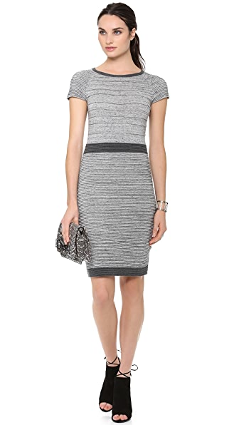Rebecca Taylor Ribbed Dress