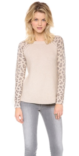 Rebecca Taylor Wildcat Sweater at Shopbop / East Dane