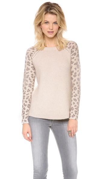 Rebecca Taylor Wildcat Sweater