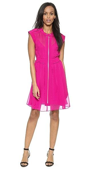 Платье На Молнии Спереди Купить Интернет Магазин