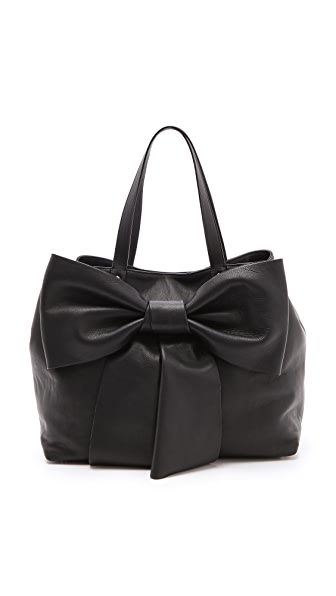 RED Valentino Large Bow Tote