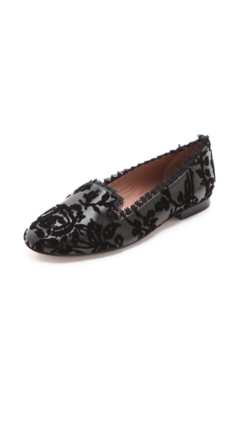 RED Valentino Flat Loafers