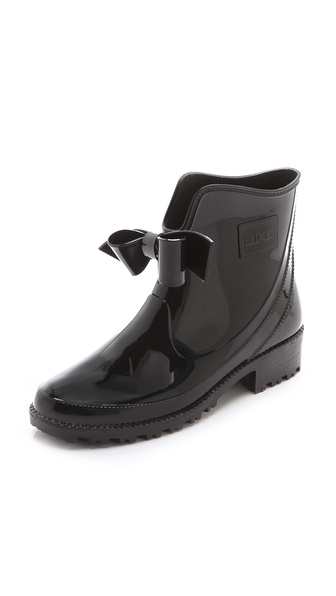 RED Valentino Short Rain Booties
