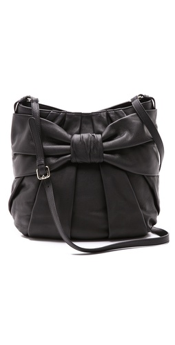 RED Valentino Calfskin Bow Shoulder Bag at Shopbop / East Dane