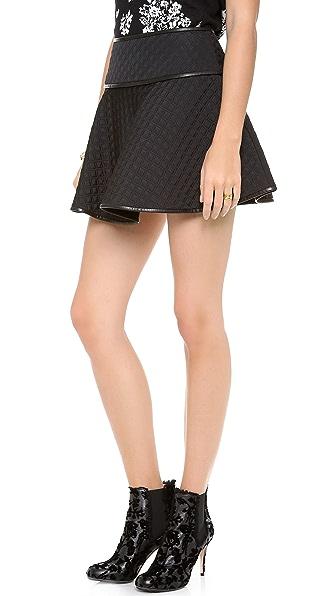 RED Valentino Padded Full Skirt