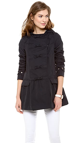 RED Valentino Hooded Coat