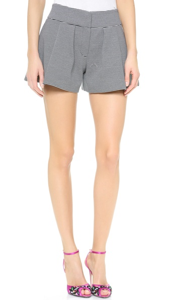 RED Valentino Multistripe Shorts