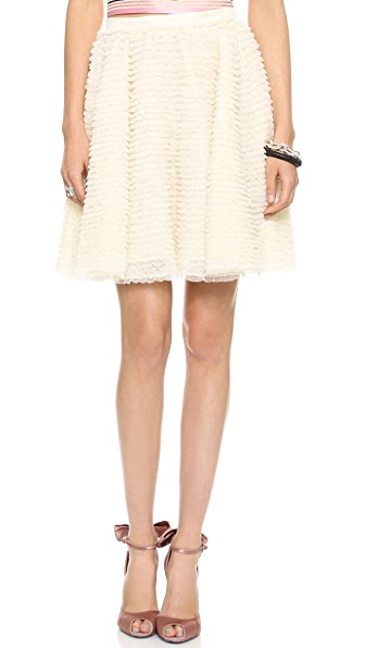 RED Valentino Full Skirt