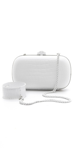 Reece Hudson Bondage Minaudiere at Shopbop / East Dane