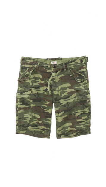 Relwen Commando Shorts