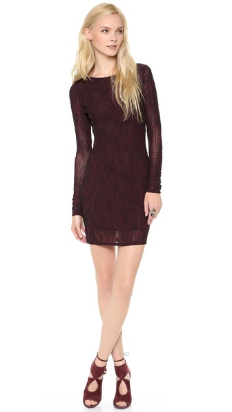 Renzo + Kai Embellished Dress
