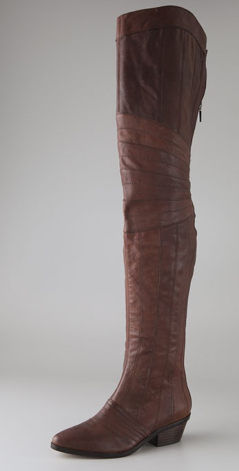Report Signature Columbus Over the Knee Boots