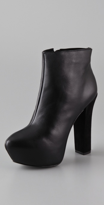 Report Signature Layton Platform Booties