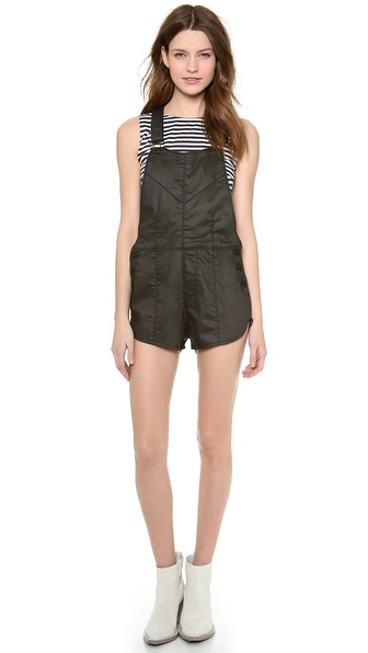 RES Denim Corn Kids Overalls