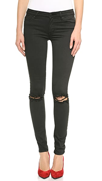 RES Denim Kitty Skinny Ripped Jeans