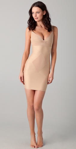 dMondaine Marilyn Full Zippered Slip