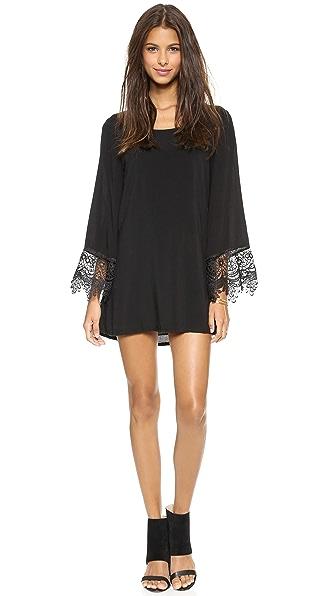 Reverse Hippy Dress