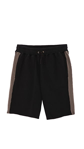 Robert Geller Seconds Sweat Shorts