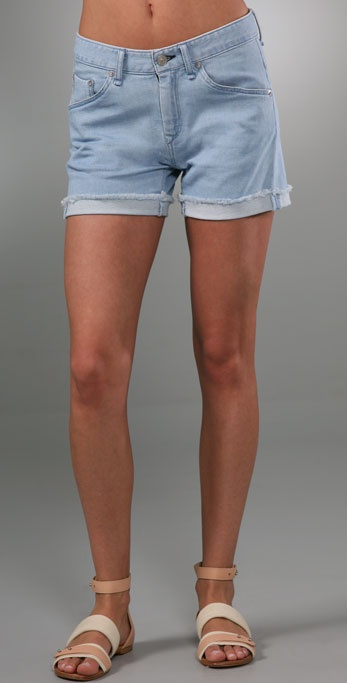 Rag & Bone/JEAN Engineer Shorts