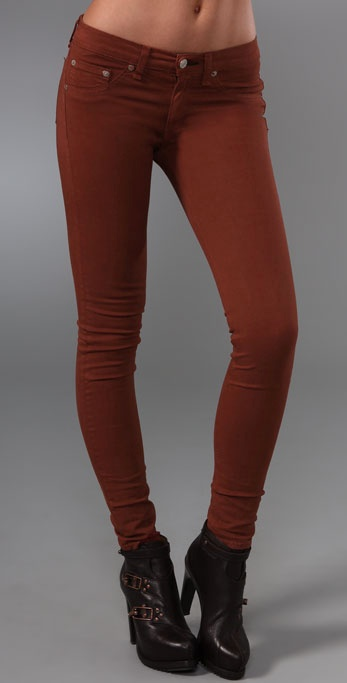 Rag & Bone/JEAN Twill Leggings