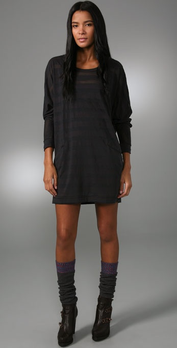 Rag & Bone/JEAN Batwing Dress