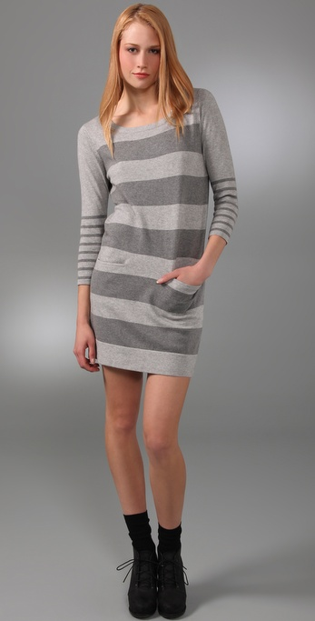 Rag & Bone/JEAN Knit Pocket Dress