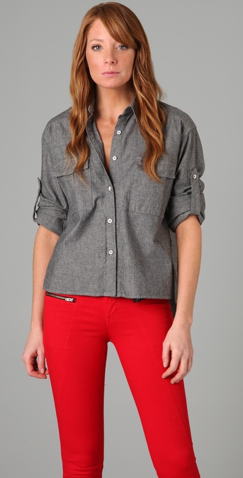 Rag & Bone/JEAN The Hampton Shirt