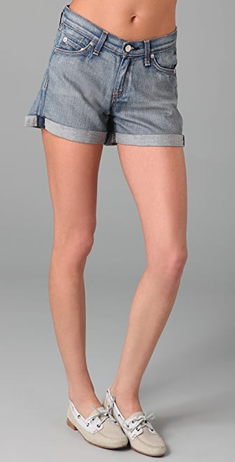 Rag & Bone/JEAN High Rise Shorts