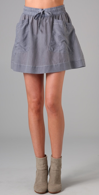 Rag & Bone/JEAN Lafayette Skirt