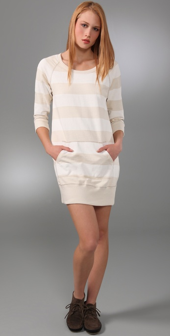Rag & Bone/JEAN Sweatshirt Dress