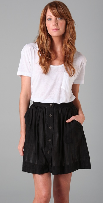 Rag & Bone/JEAN Boyfriend Scoop Tee