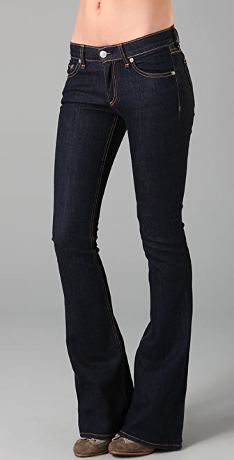 Rag & Bone/JEAN Elephant Bell Bottom Jeans