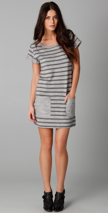 Rag & Bone/JEAN Patch Pocket Dress