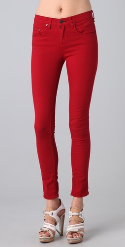 Rag & Bone/JEAN High Rise Skinny Jeans