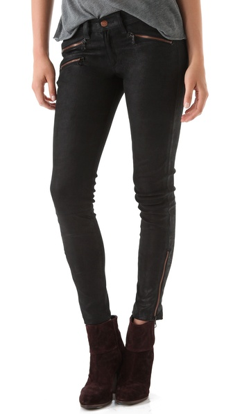 Rag & Bone/JEAN RBW 23 Leather Pants