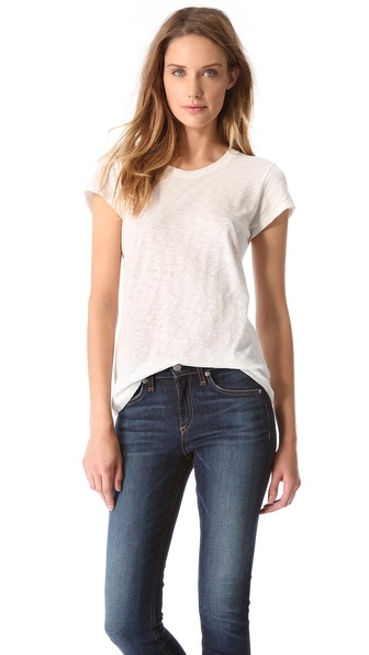 rag and bone women t-shirts