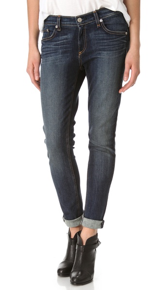 Rag & Bone/JEAN Dash Slouchy Skinny Jeans