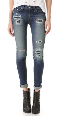 Rag & Bone/JEAN The Skinny Jeans