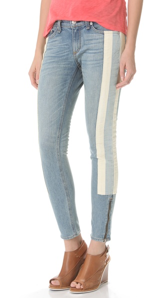 Rag & Bone/JEAN The Skinny Racer Jeans