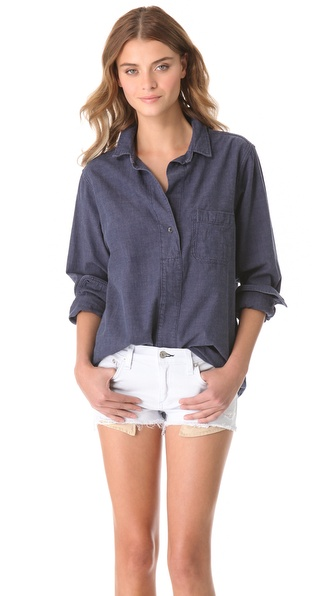 Rag & Bone/JEAN Leeds Oversized Shirt
