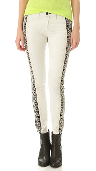 Rag & Bone/JEAN Split Skinny Pants