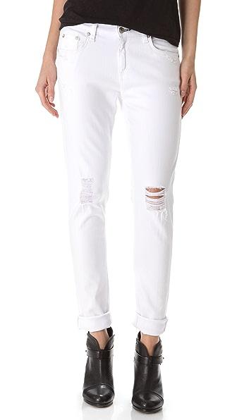 Rag & Bone/JEAN The Dash Slouchy Jeans