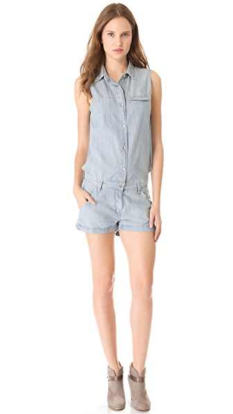 Rag & Bone/JEAN The Dumont Romper